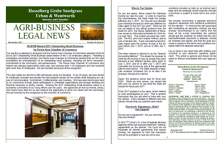 AgriBusinessNewsletter450